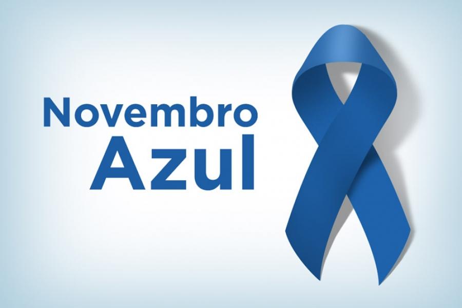 NOVEMBRO AZUL – Prevenção é o Melhor Remédio