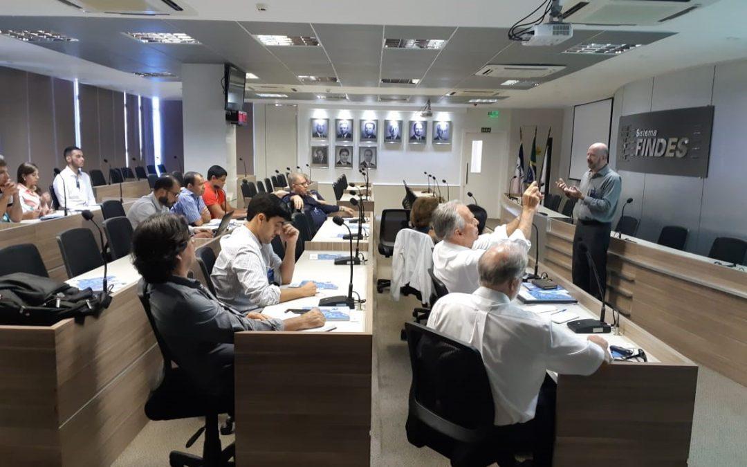 Reunião de Monitoramento – Fórum Capixaba de Petróleo e Gás.