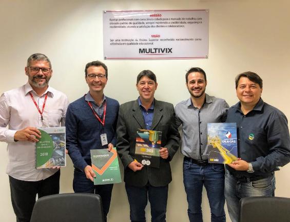 Reunião Institucional CDMEC X Multivix