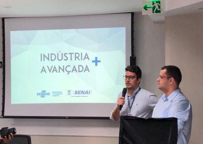 Bruno Conti e Eduardo Gasperazzo, Relação com o Mercado do Sistema Findes