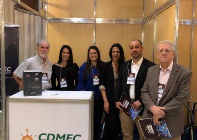 Mantenedores no stand CDMEC