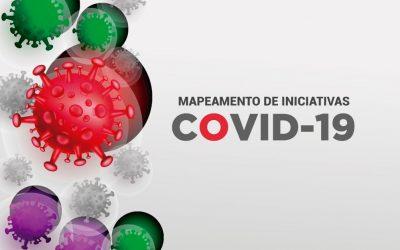 Mapeamento de Iniciativas COVID-19