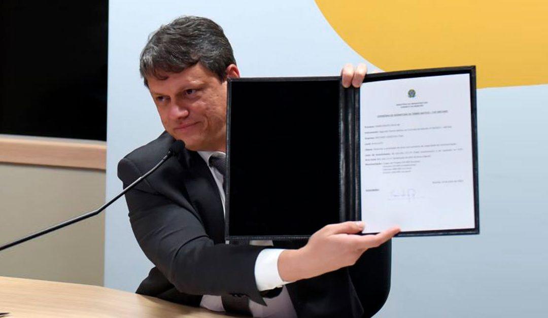Imetame Logística Porto recebe autorização da Secretaria de Portos para início das obras marítimas