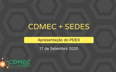 PEIEX–Programa de Qualificação para a Exportação