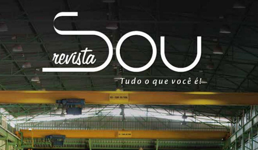 Del Pupo Metalmecânica na Revista SOU