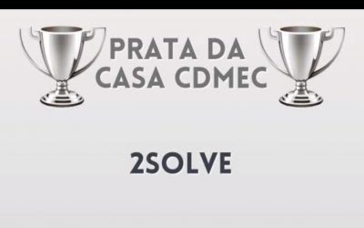Pitch Prata da Casa – 2SOLVE