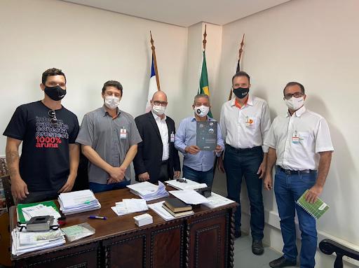 Reunião do Fórum Capixaba de Energias Limpas com deputados estaduais