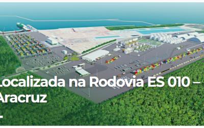 Grupo Imetame projeta complexo portuário privado em Aracruz
