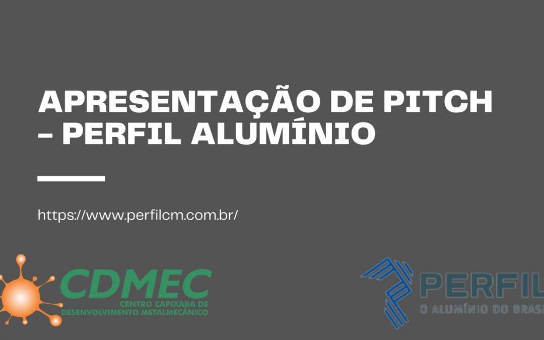 2ª Reunião de Associados – Apresentação de Pitch Perfil Alumínio