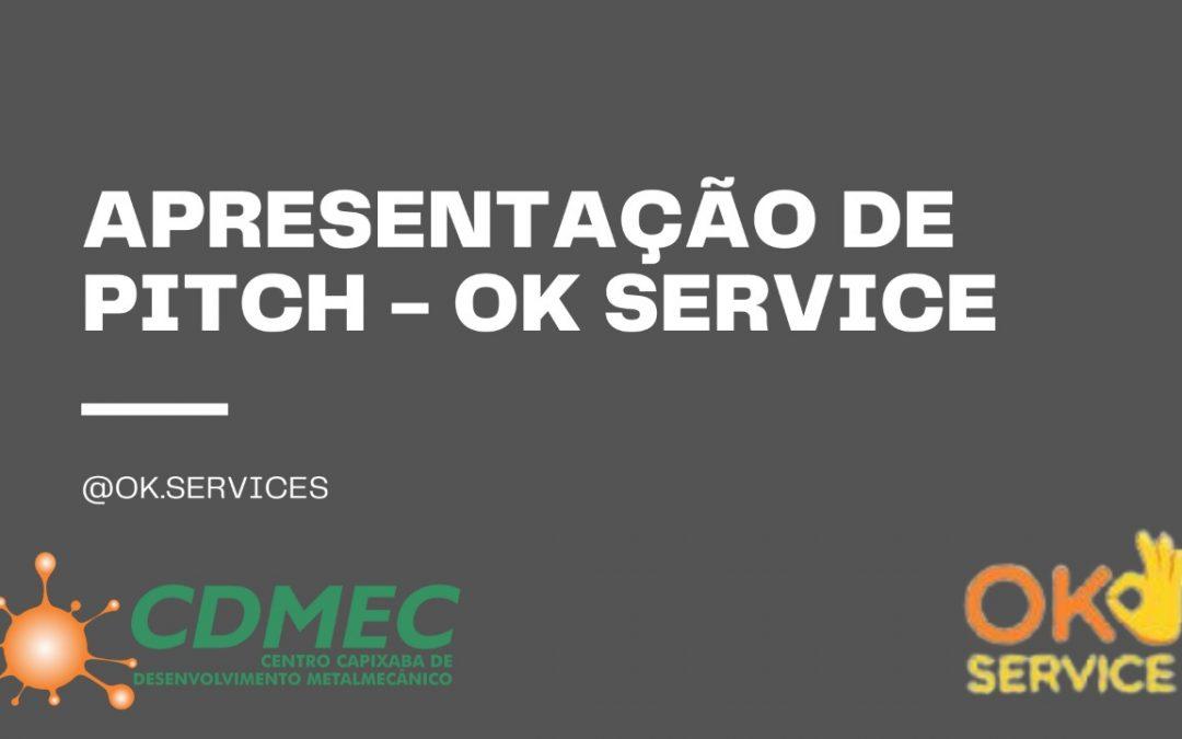 2ª Reunião de Associados – Apresentação de Pitch OK Service