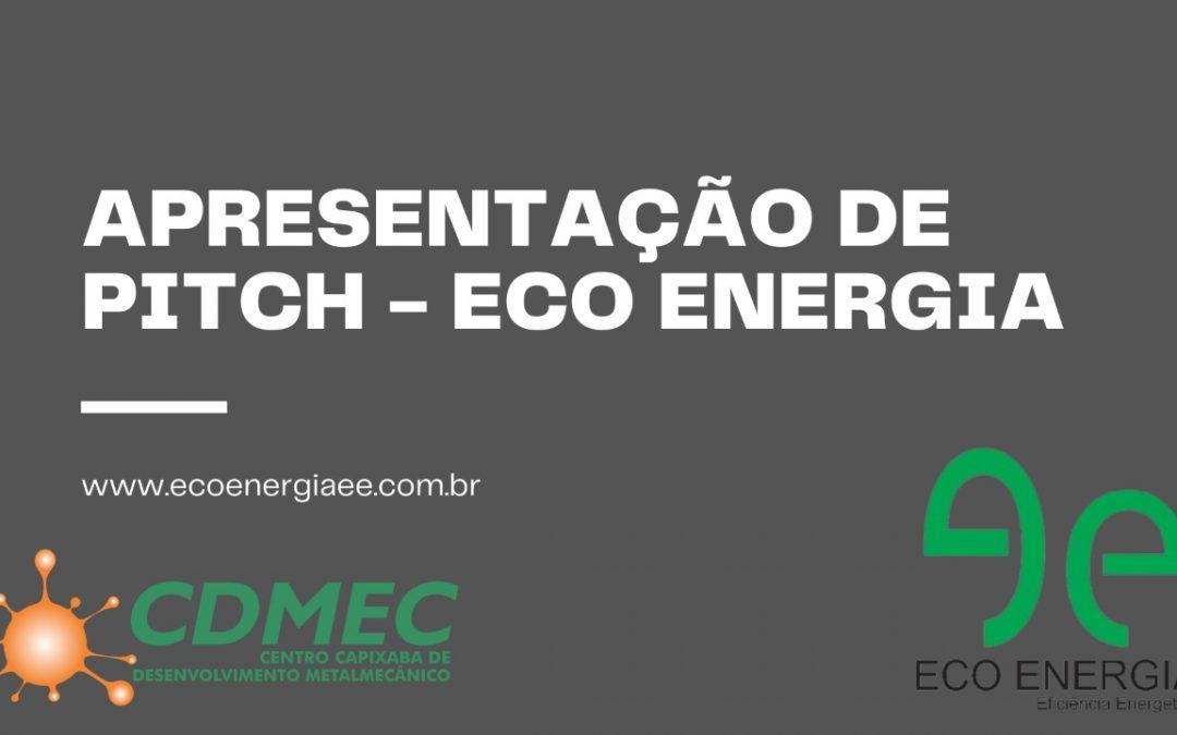 2ª Reunião de Associados – Apresentação de Pitch ECO ENERGIA