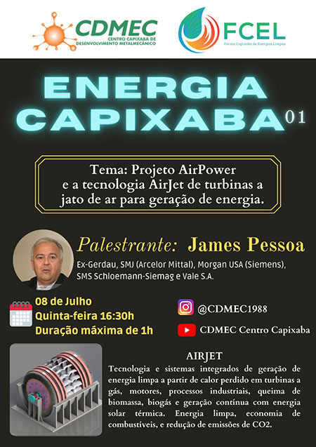 Energia Capixaba  – Projeto AirJet